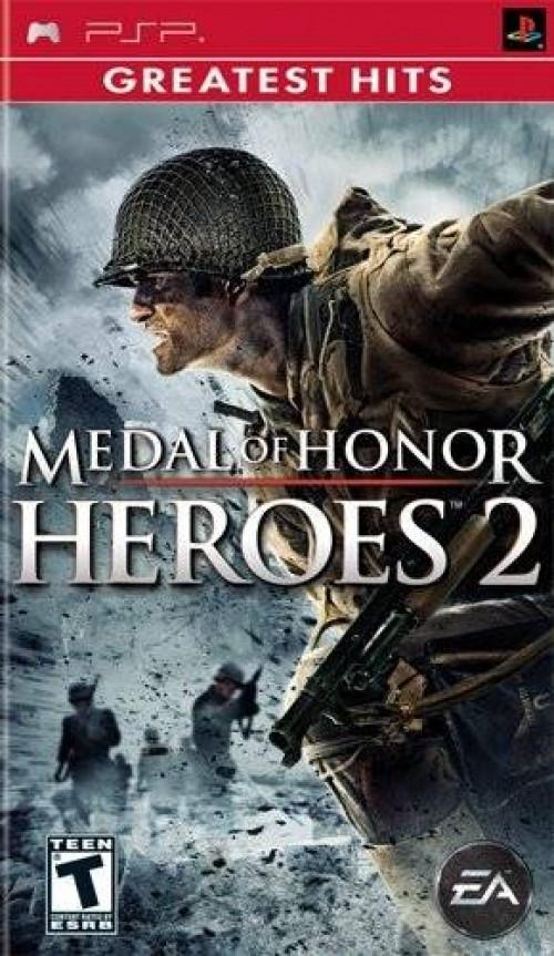 Medal of Honor Heroes 2 (greatest hits)