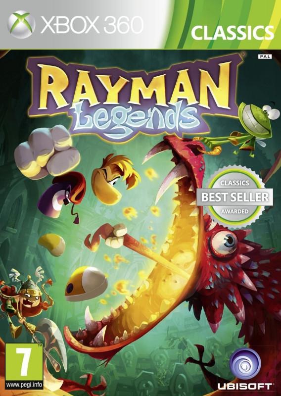 Rayman Legends (classics) kopen