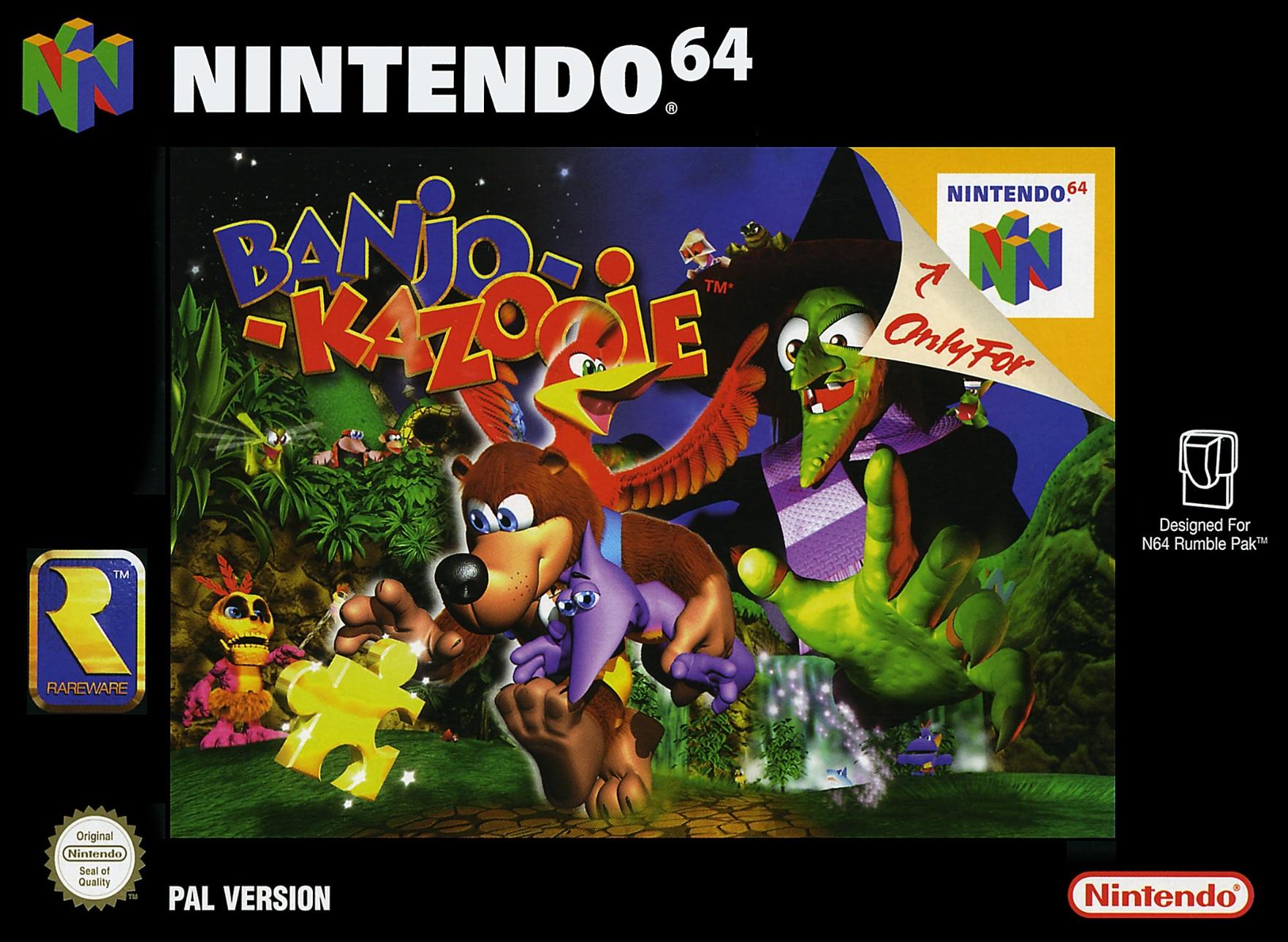 Goedkoopste Banjo Kazooie