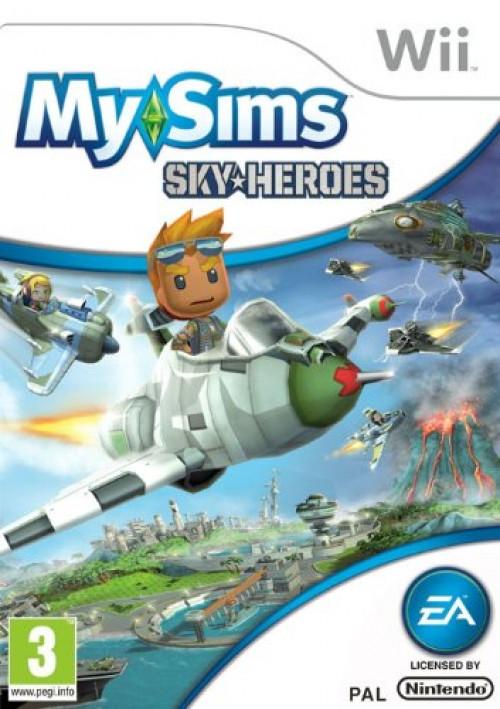 Goedkoopste MySims SkyHeroes (Verpakking Frans, game Engels)