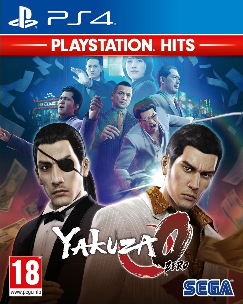 Yakuza Zero (Playstation Hits) kopen