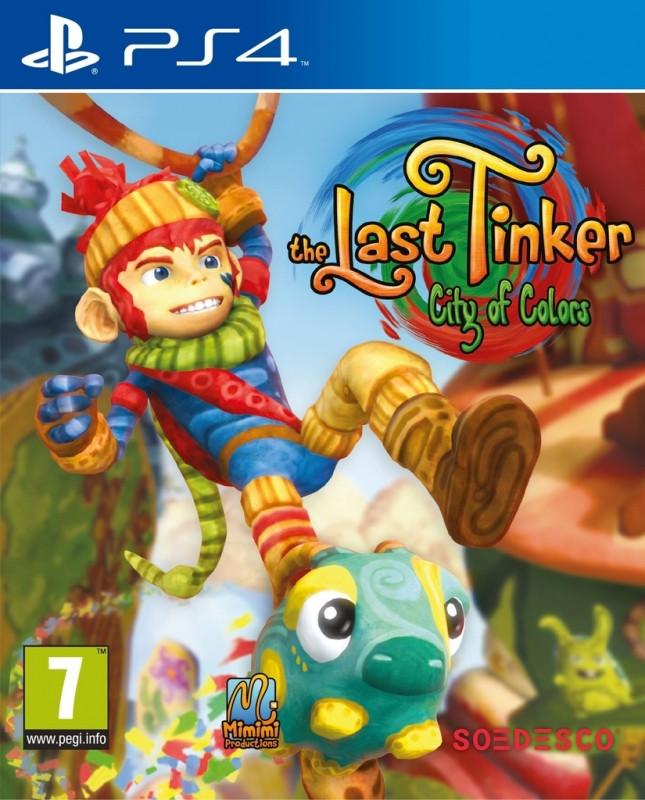 Goedkoopste The Last Tinker City of Colors