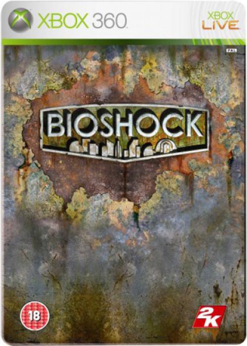 Image of Bioshock (steelbook)