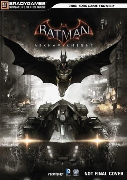 Image of Batman Arkham Knight Strategy Guide
