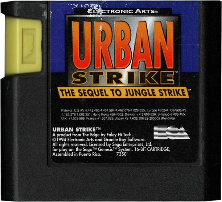 Urban Strike (losse cassette)