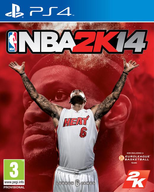 Goedkoopste NBA 2K14