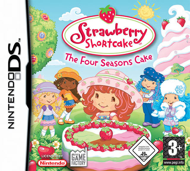 Strawberry Shortcake the Four Seasons Cake kopen