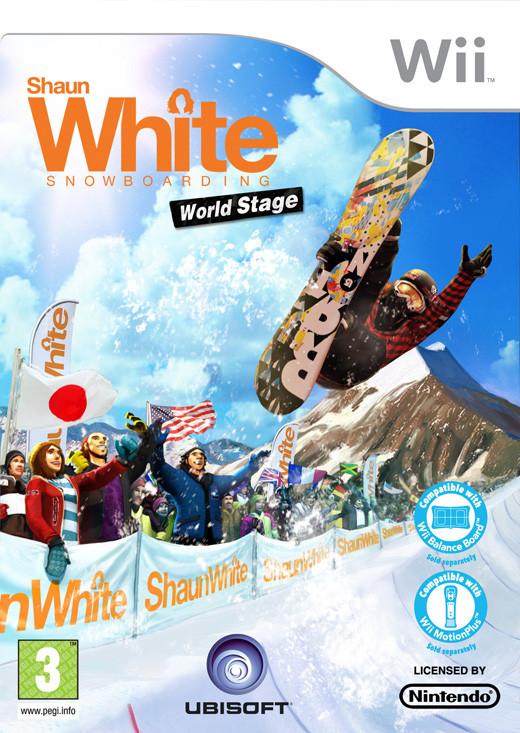 Shaun White Snowboarding World Stage kopen