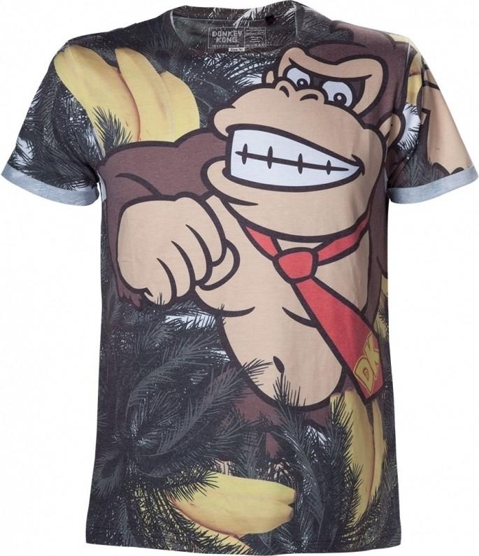 Nintendo - Donkey Kong All Over Print T-shirt