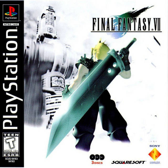 Final Fantasy 7 kopen