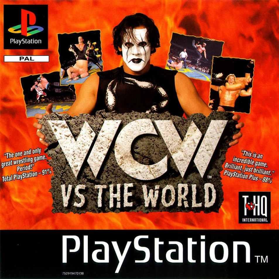 Goedkoopste WCW VS The World