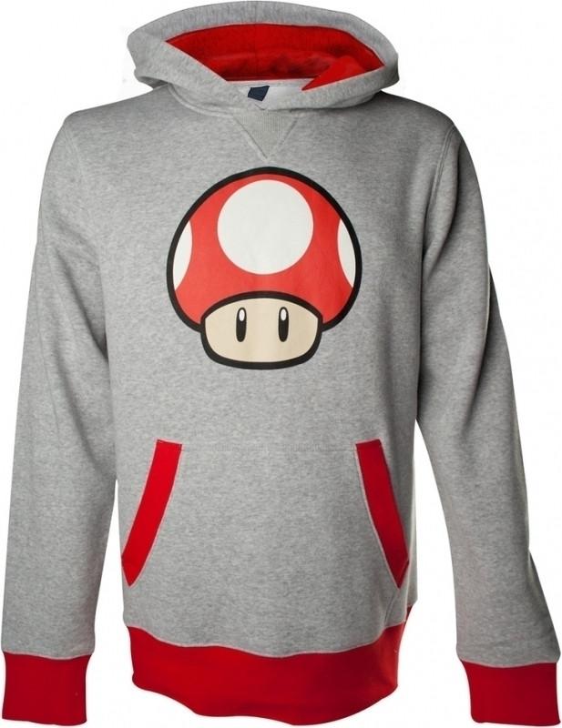 Nintendo Hoodie Super Mushroom