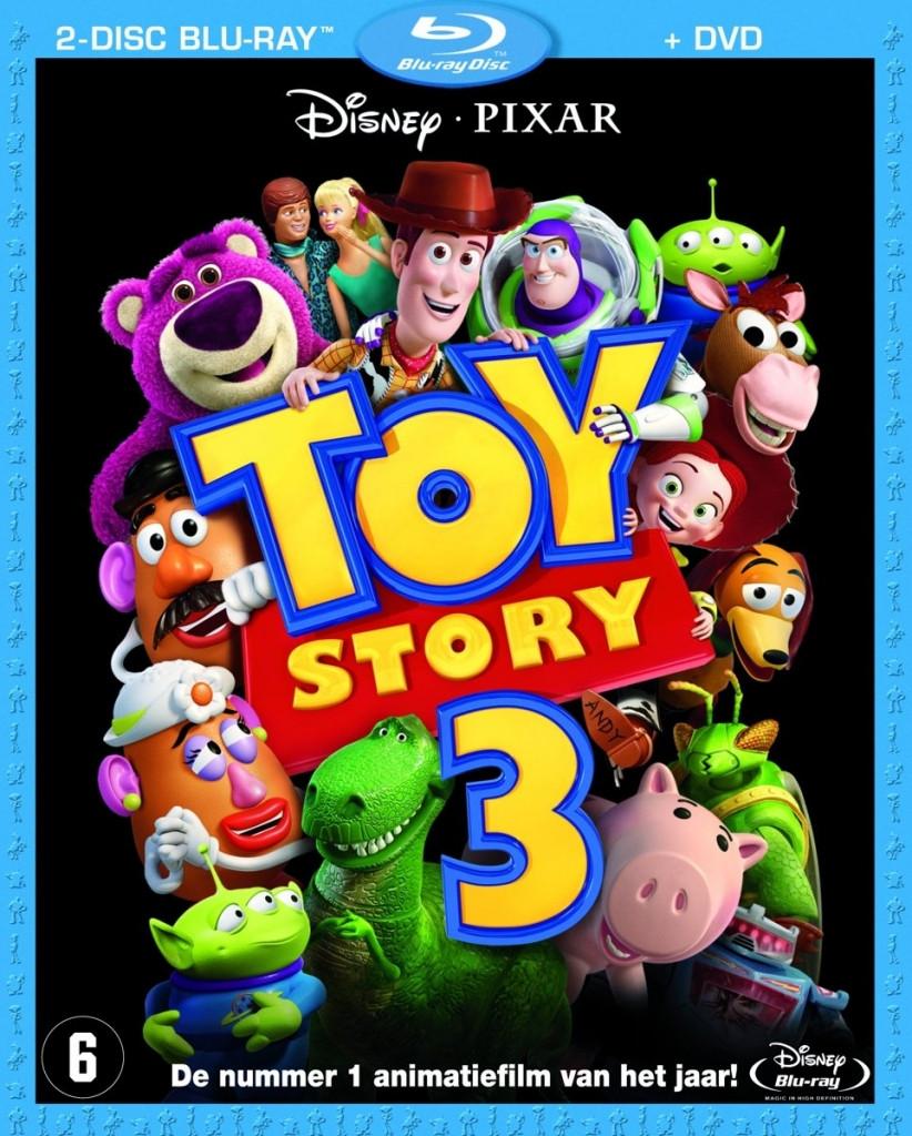 Toy Story 3 (DVD+Blu-Ray)