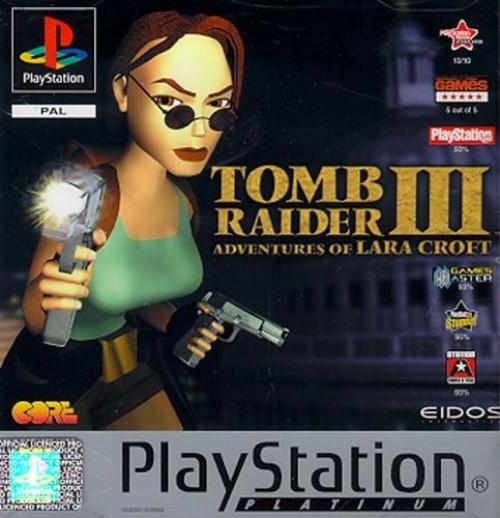 Tomb Raider 3 (platinum) kopen