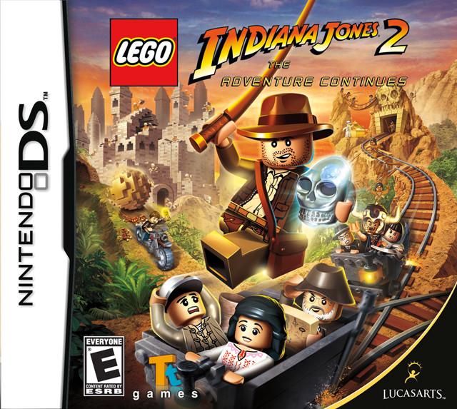 Goedkoopste Lego Indiana Jones 2 The Adventure Continues