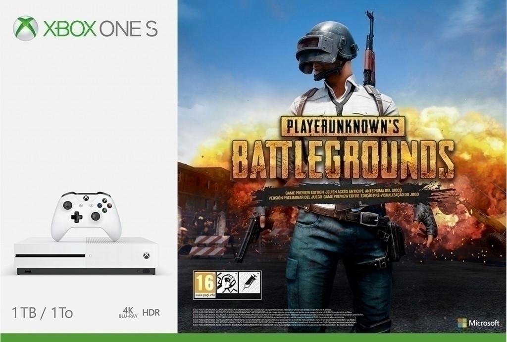 S 1TB + PlayerUnknown's Battlegrounds (PUBG)