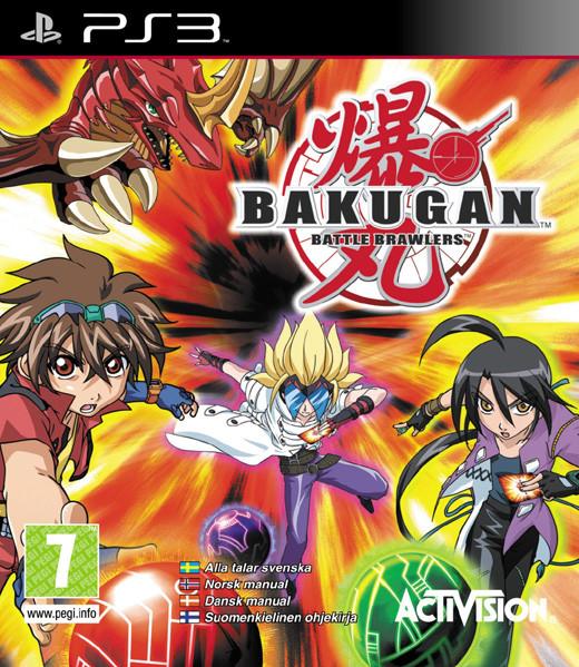 Afbeelding van Bakugan Battle Brawlers