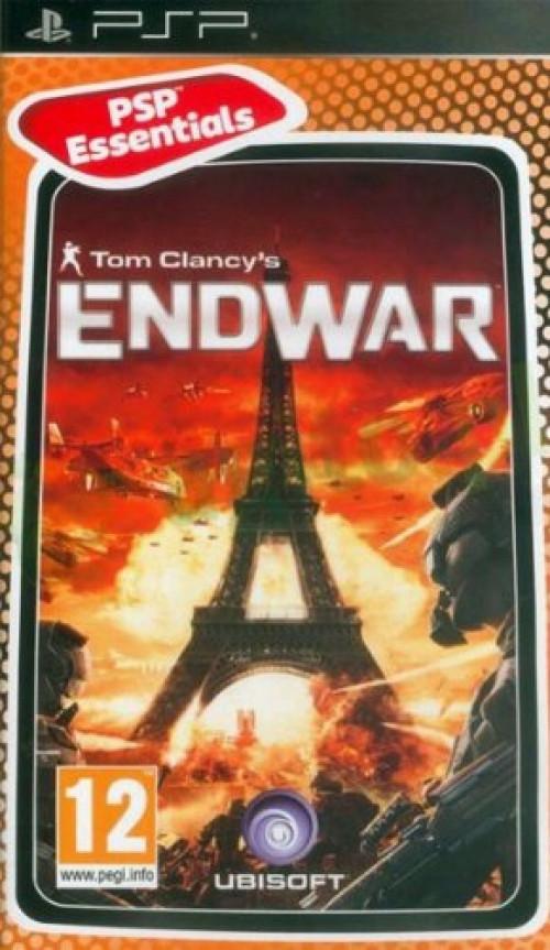 Tom Clancy's EndWar (essentials)
