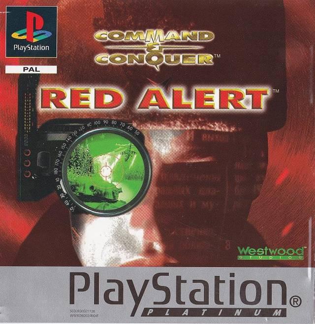 Command & Conquer Red Alert (platinum) kopen