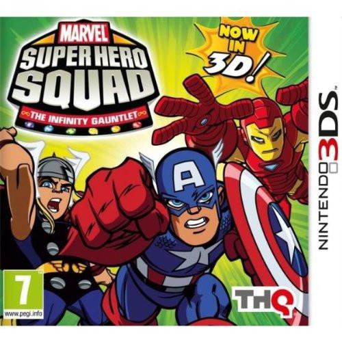 Goedkoopste Marvel Super Hero Squad Infinity Gauntlet