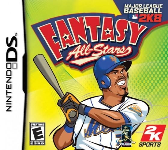 Image of Fantasy All-Stars MLB 2k8