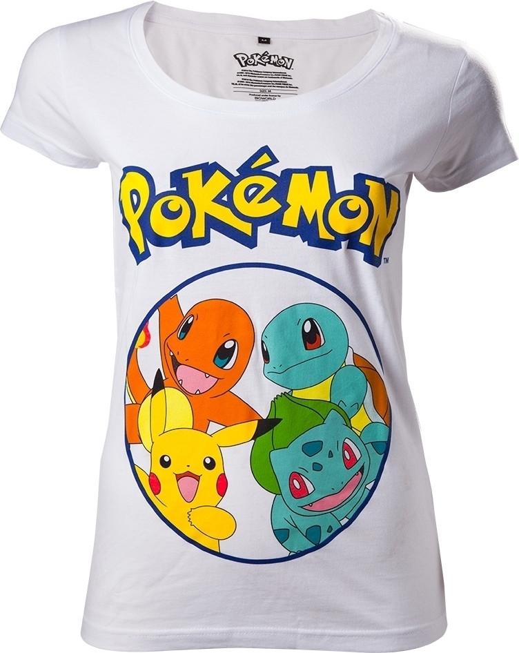 Pokmon - Starting Characters Women's T-shirt