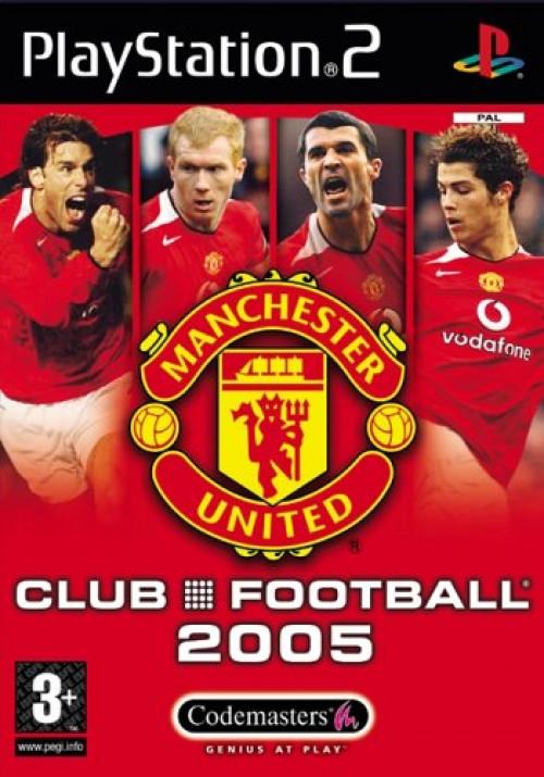 Manchester United Club Football 2005 kopen