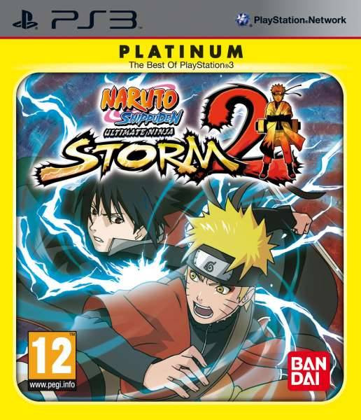 Naruto Shippuden Ultimate Ninja Storm 2 (platinum)