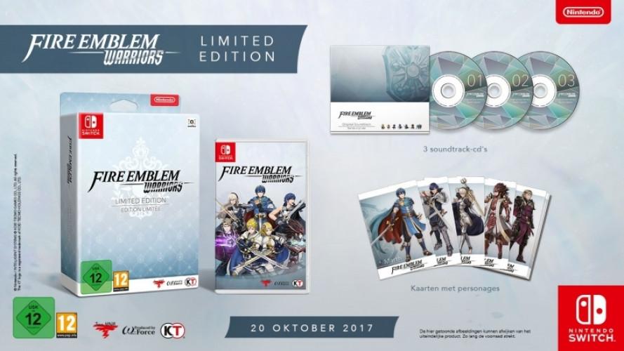 Fire Emblem Warriors Limited Edition kopen