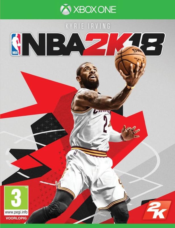 NBA 2K18 (+ Pre-Order Bonus)