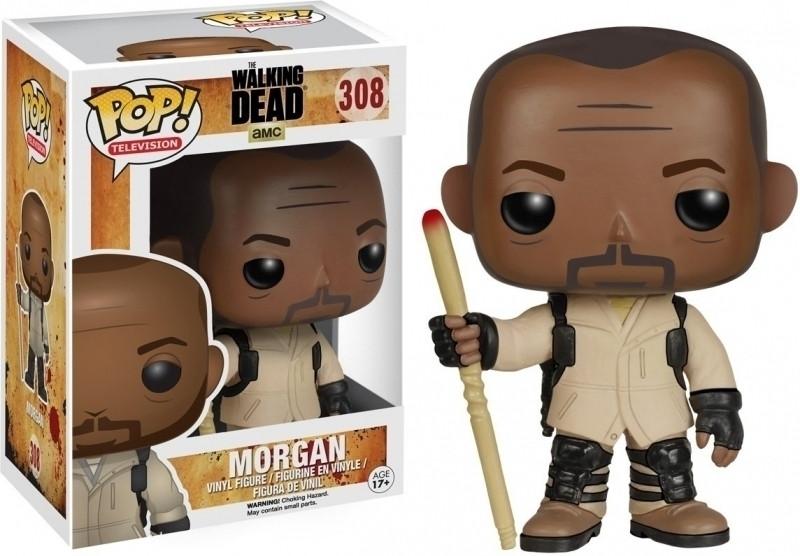 The Walking Dead Pop Vinyl: Morgan