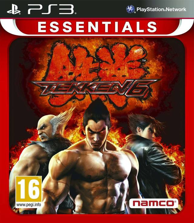Tekken 6 (essentials) kopen