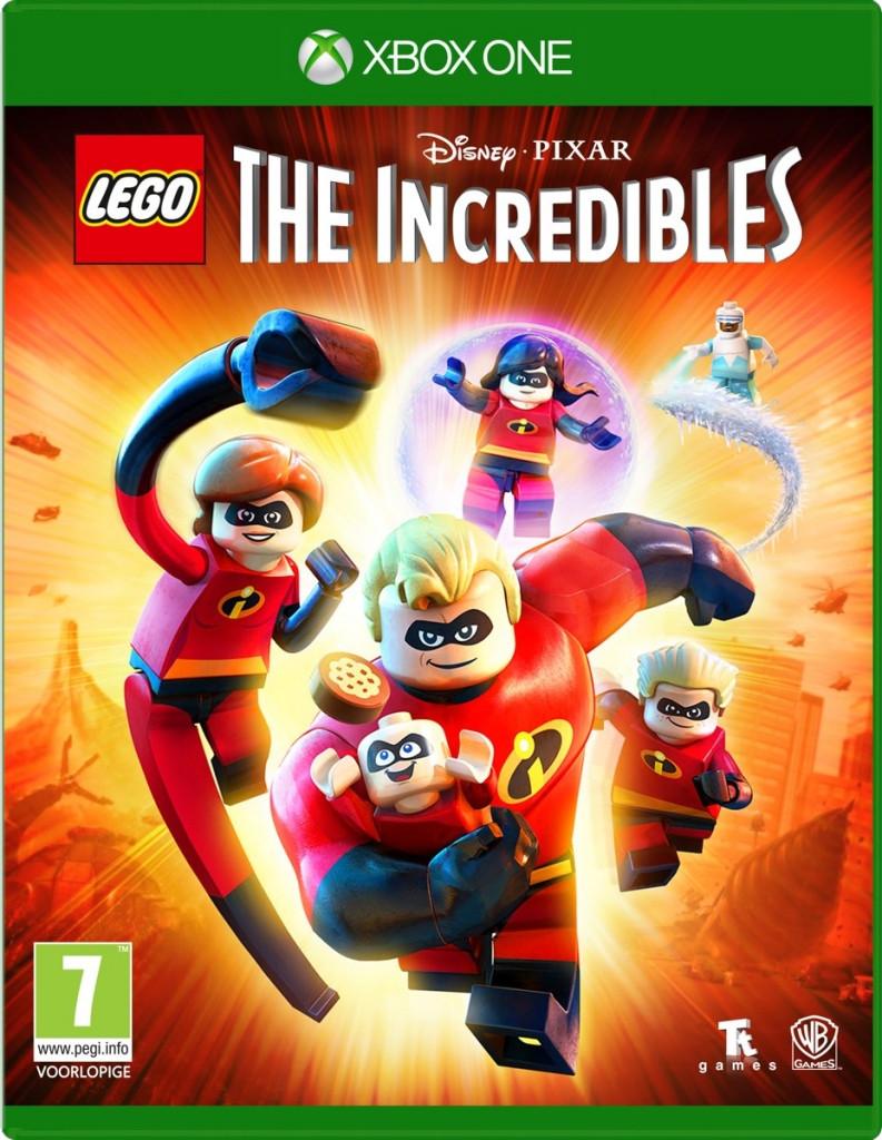 LEGO The Incredibles kopen