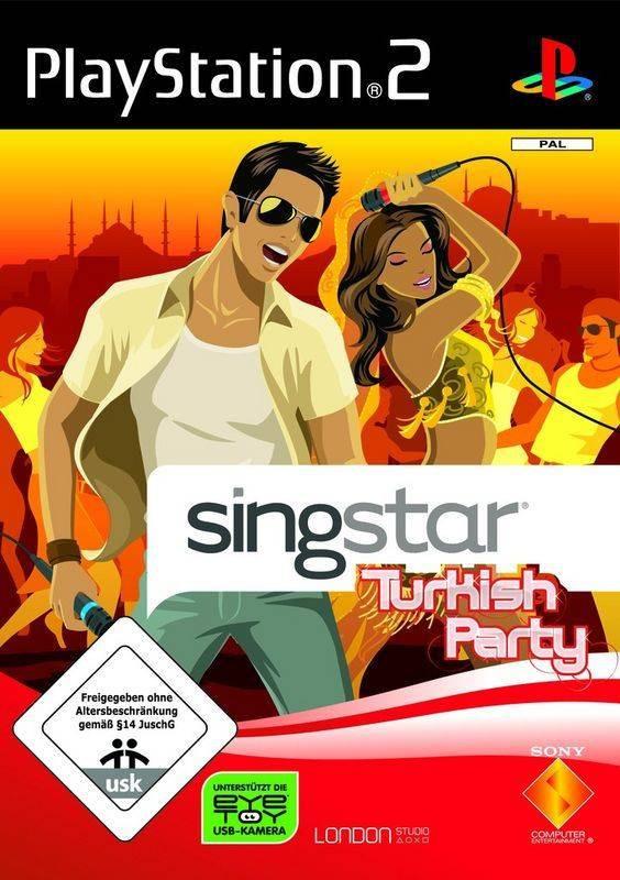 Singstar Turkish Party