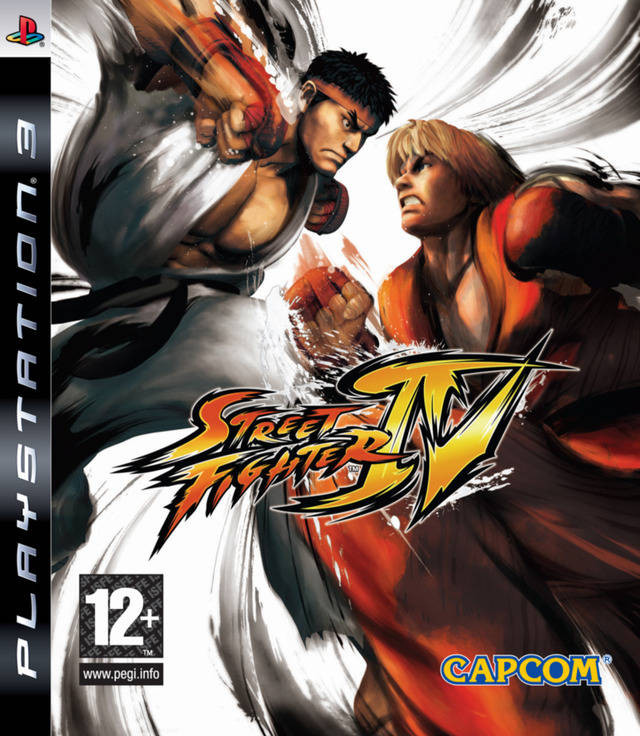 Goedkoopste Street Fighter IV