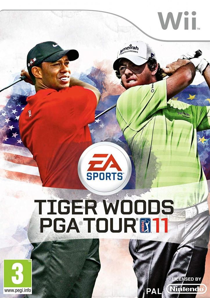 Tiger Woods PGA Tour 2011 kopen