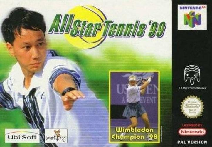 Goedkoopste All Star Tennis '99