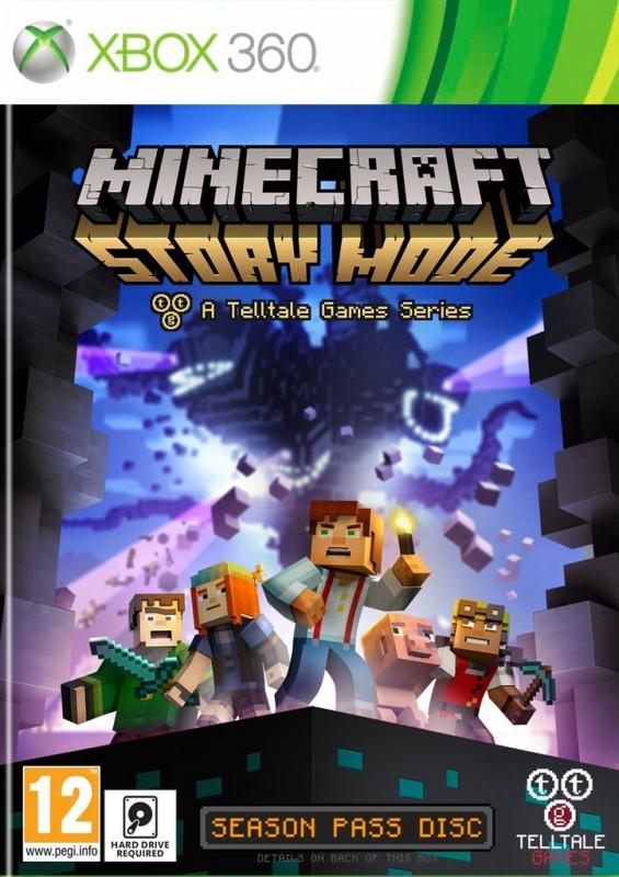 Minecraft Story Mode kopen