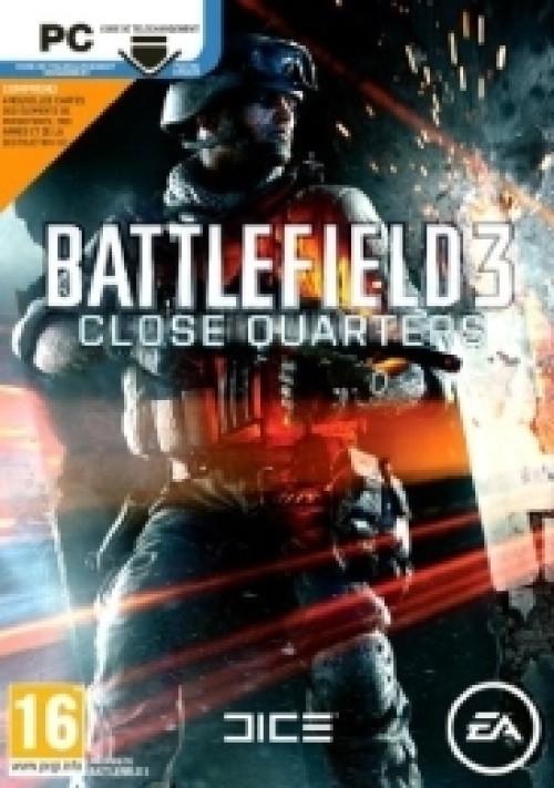 Battlefield 3 Close Quarters DLC2 (Code in a Box)