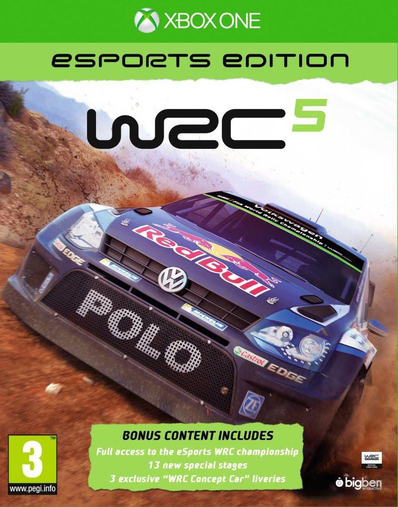 WRC 5 (E-Sport edition)