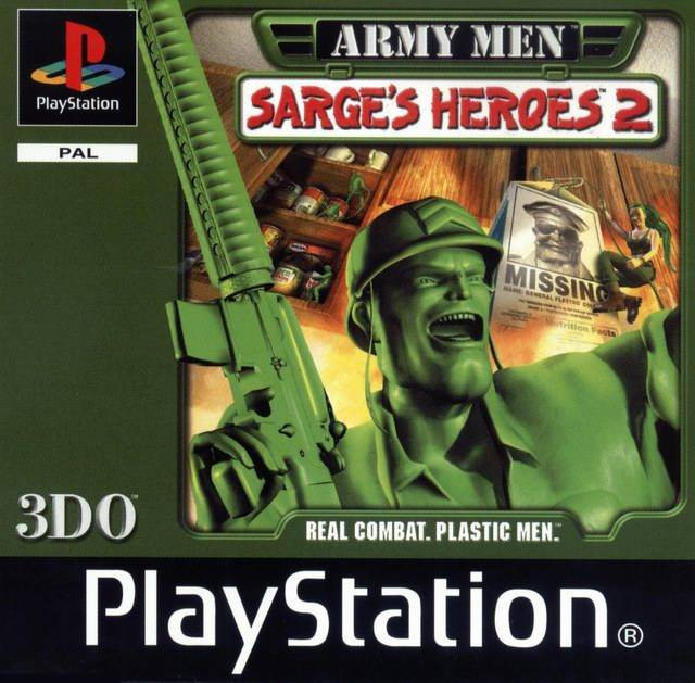Image of Army Men Sarge's Heroes 2