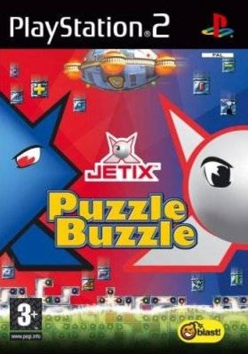 Image of Jetix Puzzle Buzzle