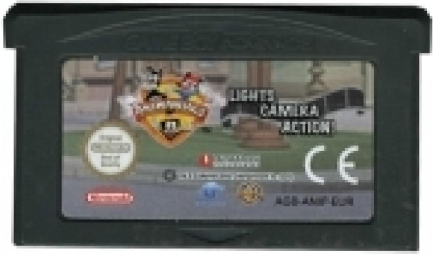 Animaniacs Light, Camera, Action (losse cassette)