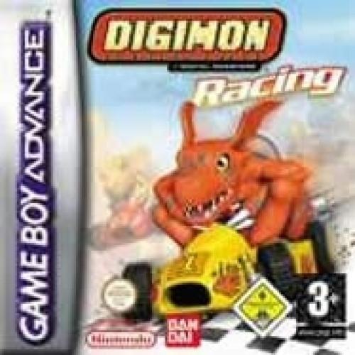 Image of Digimon Racing