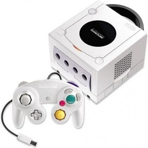 Gamecube (White)