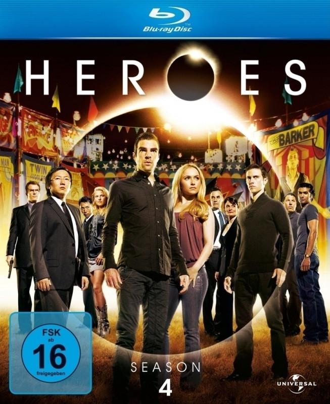 Heroes - Seizoen 4
