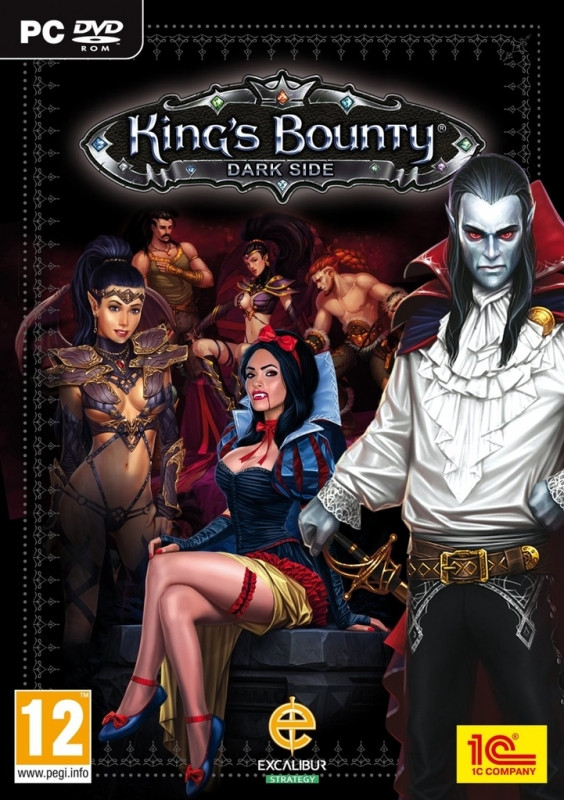 Image of King's Bounty Dark Side Premium Edition