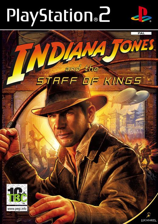 Indiana Jones Staff of Kings