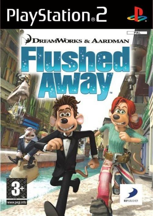 Image of Flushed Away