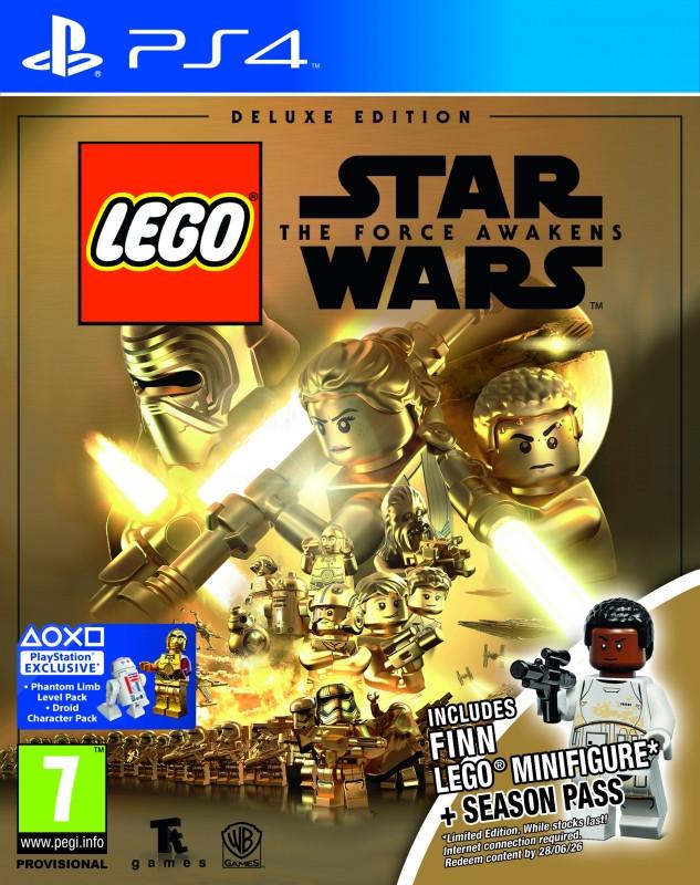 Lego Star Wars: The Force Awakens Deluxe Limited Edition (+ Finn Lego Minifigure en Season Pass)